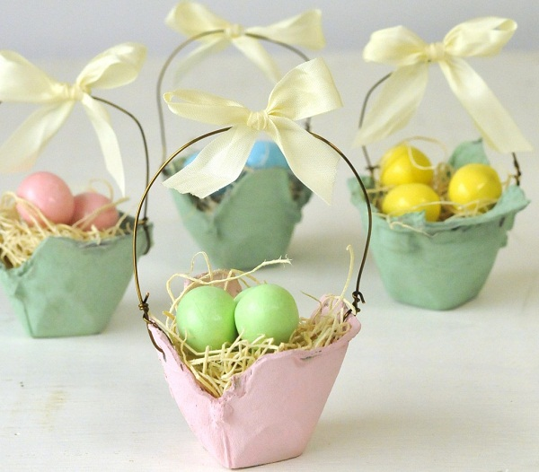 mini-easter-basket-craft-ideas-DIY-ribbons-egg-cartons-